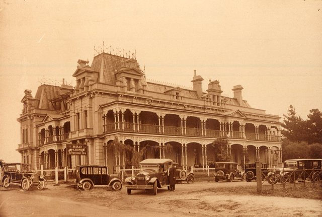 Beaumaris Hotel