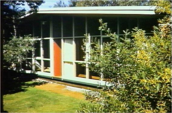 86 Dalgetty Road - Robin Boyd 1949 (Brown House)